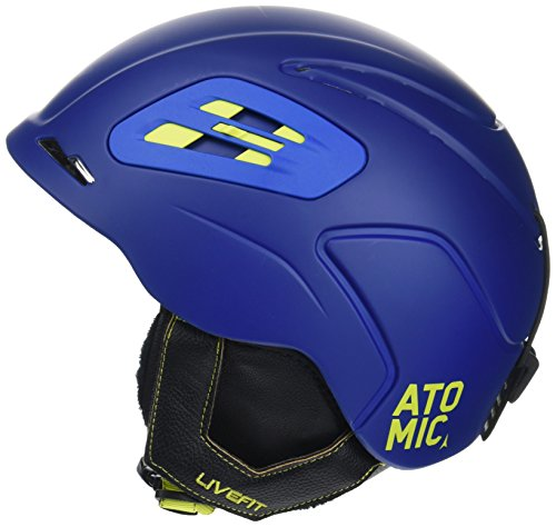 887445031581 - Atomic Mentor LF Helmet Blue, S (53-56) carousel main 4