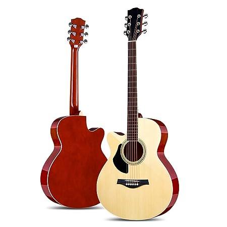 BAIYING-Guitarra Acústica Guitarra Clasica, Práctica De ...