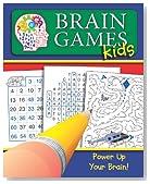 Brain Games for Kids #1 (Brain Games Kids)