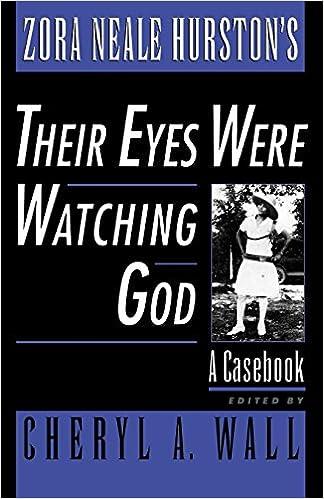 Zora Neale Hurstons Their Eyes Were Watching God (Blooms Modern Critical Interpretations)