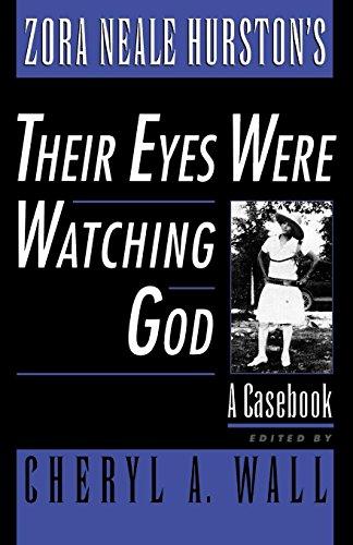 Books : Zora Neale Hurston's Their Eyes Were Watching God: A Casebook (Casebooks in Criticism)