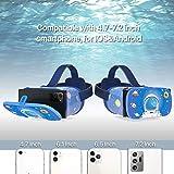 DESTEK VR Dream Kids VR Headset, Gift Ideas for