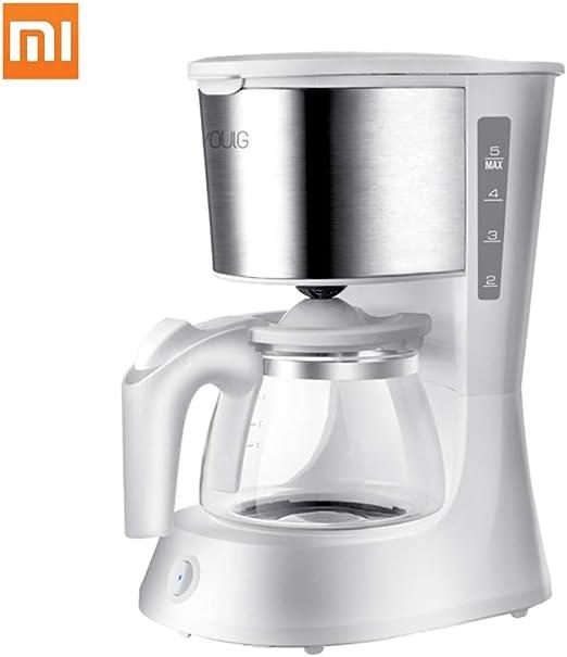 Godyluck Máquina de café Espresso compacta portátil Cafetera ...