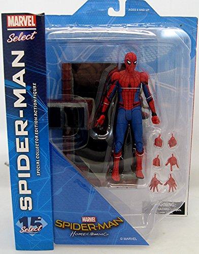 with Spider-Man Action Figures design