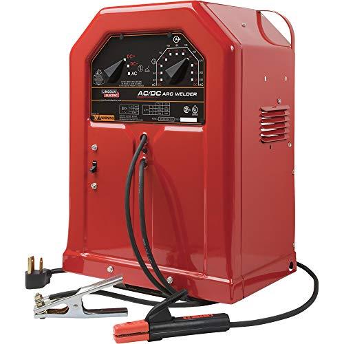 Lincoln Electric, K1297, Stick Welder, 225AC/125DC, 230V, 50A, OCV 79