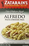 Zatarain's Pasta Dinner Mix, Alfredo, 6.3 Ounce (Pack of 8)
