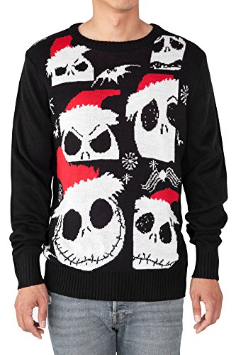 Disney Jack Skellington Sweater