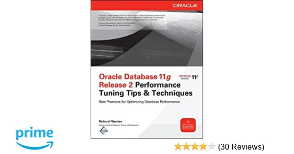 10g techniques pdf database performance oracle tips tuning
