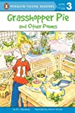 Grasshopper Pie and Other Poems, D. J. Steinberg, 0448433478