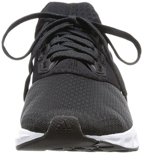 adidas Women's Falcon Elite 5 W Running Shoes Black / White (Negbas / Negbas / Griosc) DNnLf560
