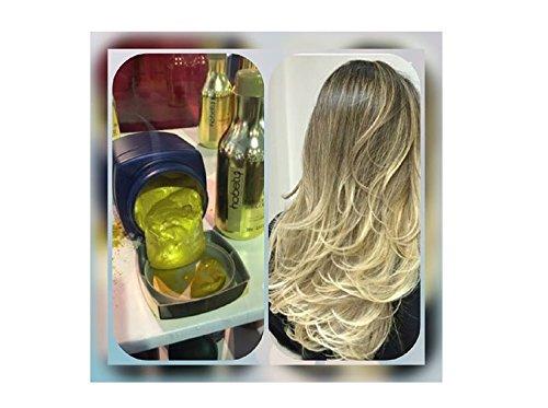 The Real Golden Mask - El verdadero Baño de Oro - Brazilian Treatment Mirror Effect. by Gold Bath (Image #5)