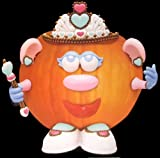 Mr. Potato Head Princess / Queen Pumpkin Push Ins