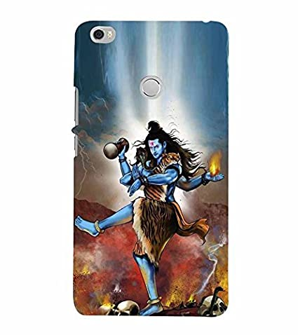 angry lord shiva tandav 3d hard polycarbonate designer amazon in