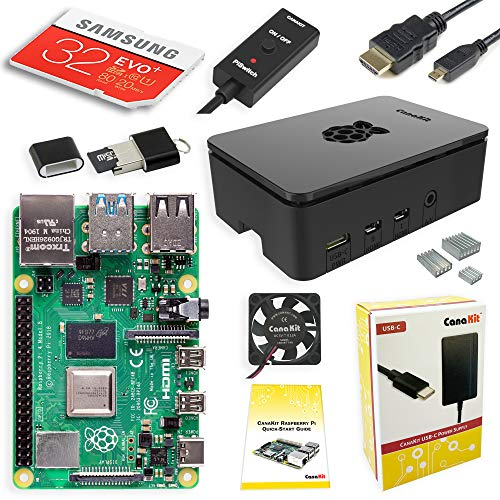 Raspberry Pi 4 8GB Starter Kit