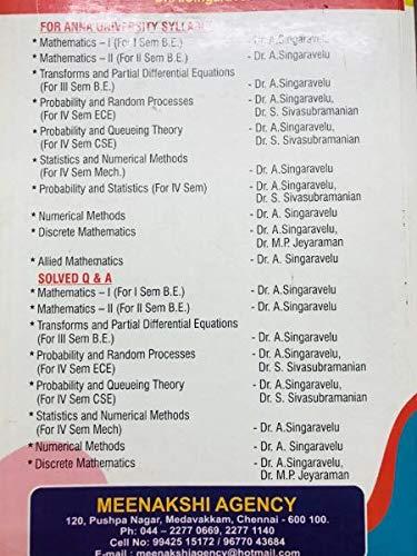SINGARAVELU DISCRETE MATHEMATICS PDF