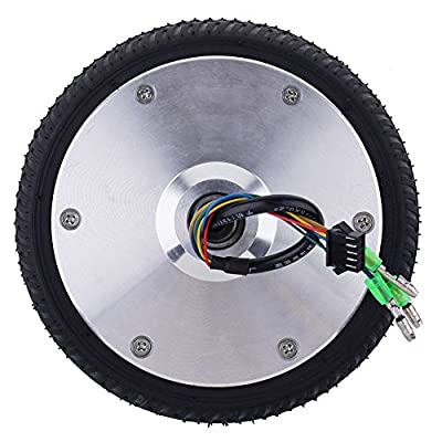 HoverFixer 350W Power Motor Wheel & Tire 6.5