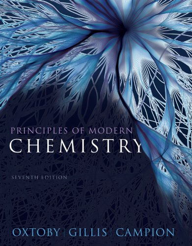 Principles of Modern Chemistry Pdf