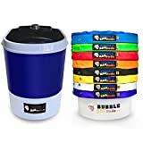 BUBBLEBAGDUDE Bubble Bag Machine - 5 Gallon 8 Bag Ice Bubble Bags Mixing Kit - 5 Gallon Portable Mini Bubble Washing Machine- Herbal Extractor