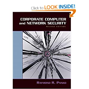 Corporate Computer and Network Security (2nd Edition) R. R. Panko