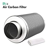"[RC-48 Grade] IOBIONICS Carbon Air Filter 4"" with Original Premium Australian Virgin Charcoal"