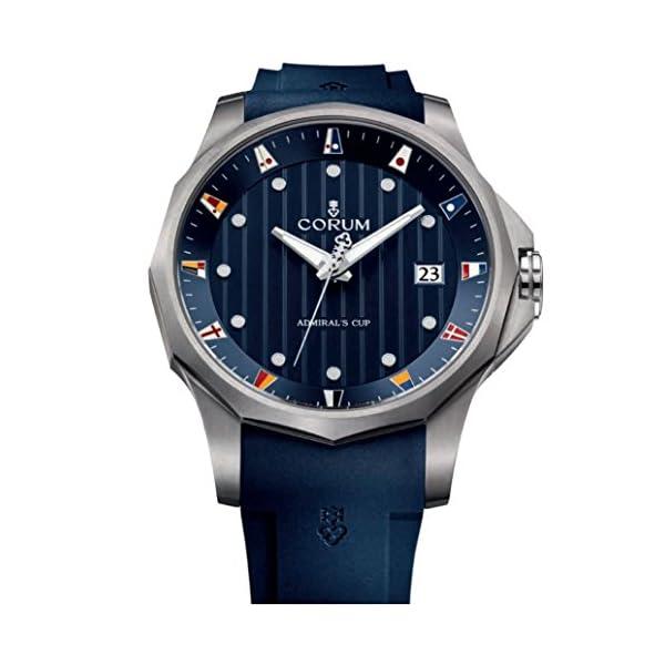 Corum-Mens-Admirals-Cup-Legend-47-47mm-Rubber-Band-Titanium-Case-Automatic-Watch-40310004F373-AB10