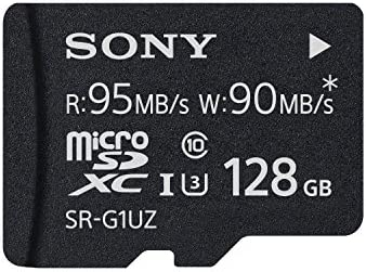 Sony 128GB, Micro SD Memoria Flash MicroSD Clase 10 UHS ...