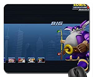 Sonic Adventure DX Director's Cut-Big Mouse Pad, Mousepad (10.2 x 8.3 x 0.12 inches)
