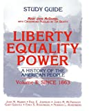 Liberty, Equality, Power : A History of the American People subce 1865, Compact, Murrin, John M., 0155005839