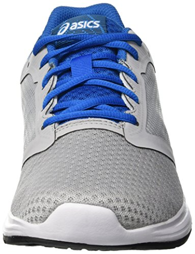 Grey Blue 020 Grau Mid Asics Race 10 Herren Laufschuhe Patriot xnPPY8qA