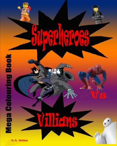 Superheroes Vs Villians]()