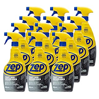 Zep Fast 505 Cleaner & Degreaser 32 Ounces ZU50532 (Case of 12)