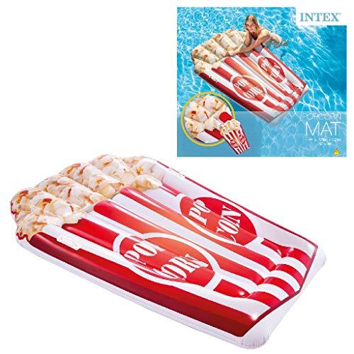 Comprar Intex 58779EU - Colchoneta Hinchable Palomitas con asas - Tienda Online colchonetas piscinas flotadores - Envíos Baratos o Gratis.