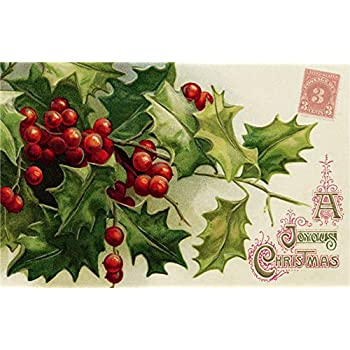 Amazon.com: Christmas Placemats Paper Placemats Christmas Table ...
