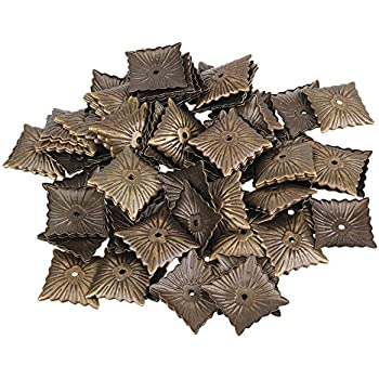 decorative studs for furniture. dn vintage square upholstery nails tacks studs pins furniture decorative pack of 100 for