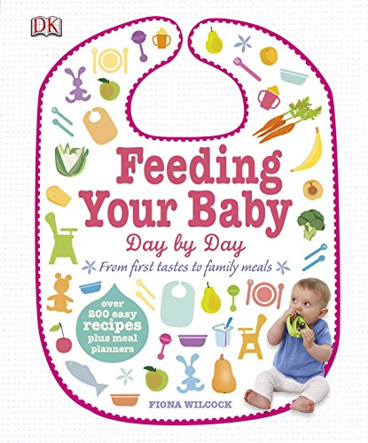 Feeding Your Baby Day by Day by Fiona Wilcock M.S.  R.P.H.Nutr.