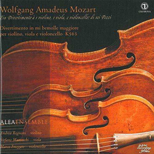 Mozart: Divertimento in E-Flat Major, K. 563 (Divertimento In E Flat Major K 563)