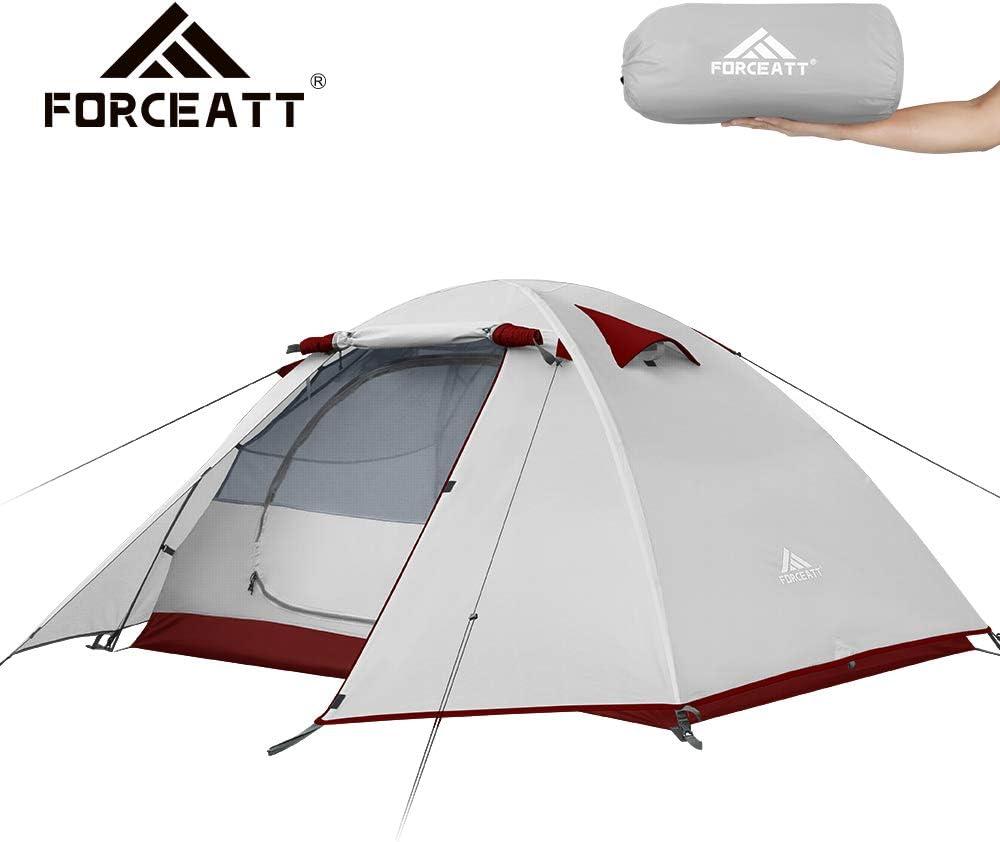 Sélection de tente de camping