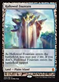 Magic: the Gathering - Hallowed Fountain (004/045) - Expedition Lands - Foil