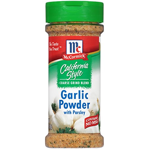McCormickCalifornia Style Garlic Powder With Parsley, 6 oz (Pack of 6)