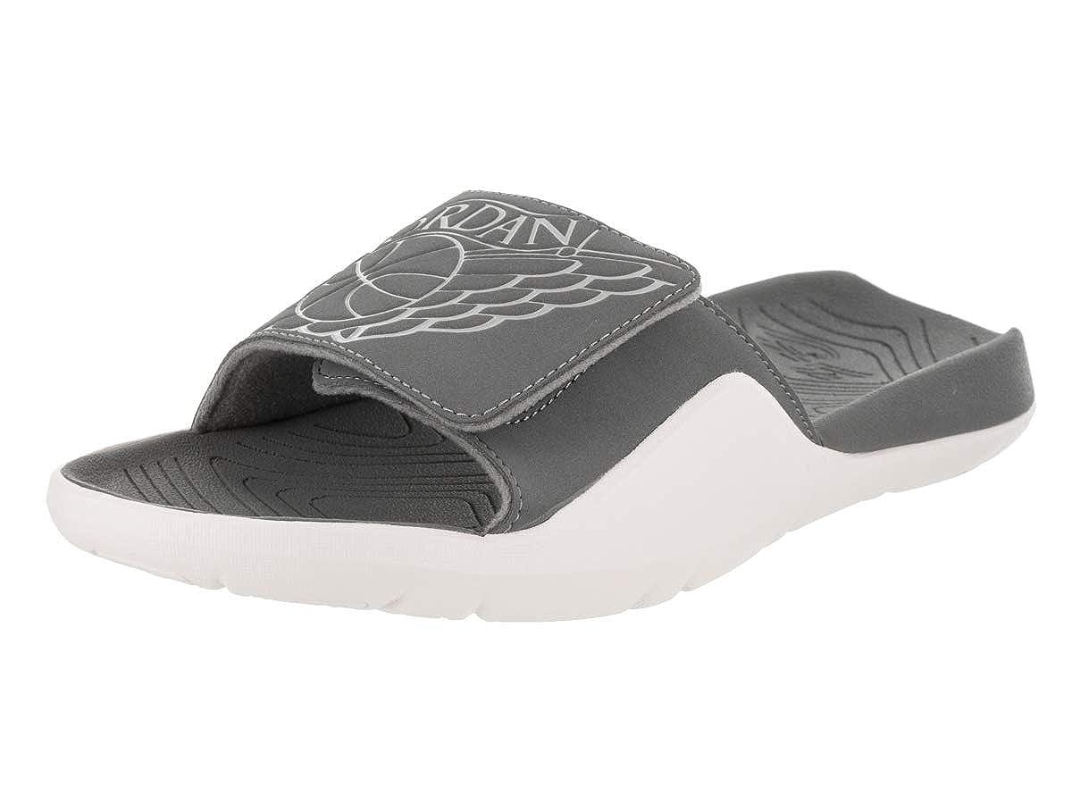 premium selection e78f6 5f4c8 Nike Jordan Hydro 7 [AA2517-002] Men Sandals Slides Smoke Grey/White/US 13.0