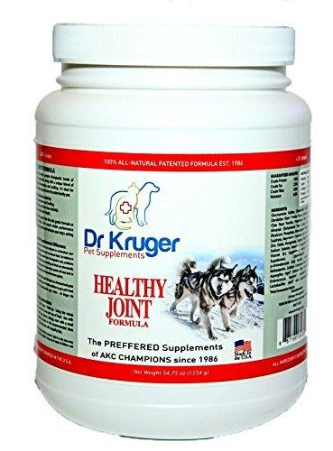 Dr Kruger Supplements Healthy Joint Formula - 54.75 Ounces by Dr Kruger Pet Supplements