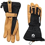 Hestra Narvik Wool Terry Gloves, Black, Size 9