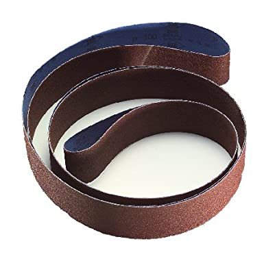 P24 50mm x 686mm Aluminium oxide sanding belts Price per 5 belts.
