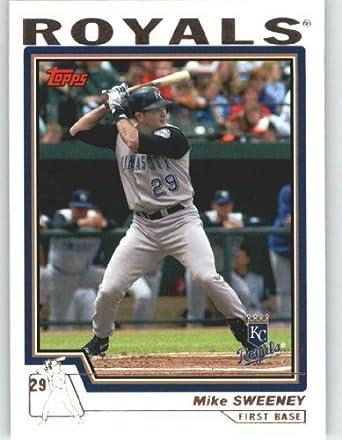 Amazoncom 2004 Topps Baseball Card 410 Mike Sweeney