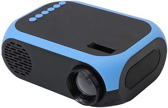 Unbekannt Mini proyector Pico Inconocido Proyector LED Hogar ...