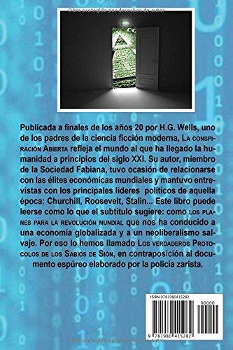 La Conspiración Abierta. Plan para una Revolución Mundial: Introducción de Ernesto Milà. Los verdaderos Protocolos de los Sabios de Sión: Amazon.es: H.G. ...