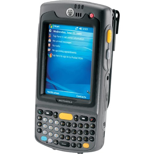 Motorola MC7090 Handheld - Windows Mobile 5.0 OS with 64MB RAM/128MB ROM (Symbol Bluetooth Handheld Pda)