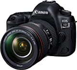 Kyпить Canon EOS 5D Mark IV Full Frame Digital SLR Camera with EF 24-105mm f/4L IS II USM Lens Kit на Amazon.com