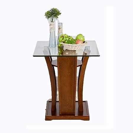 Mesas americanas país madera maciza salón sofá mesa de teléfono ...