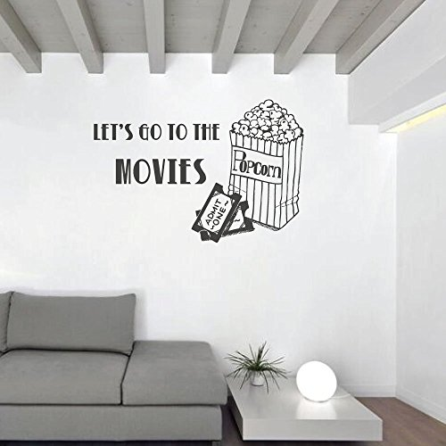 Movie Wall Decal